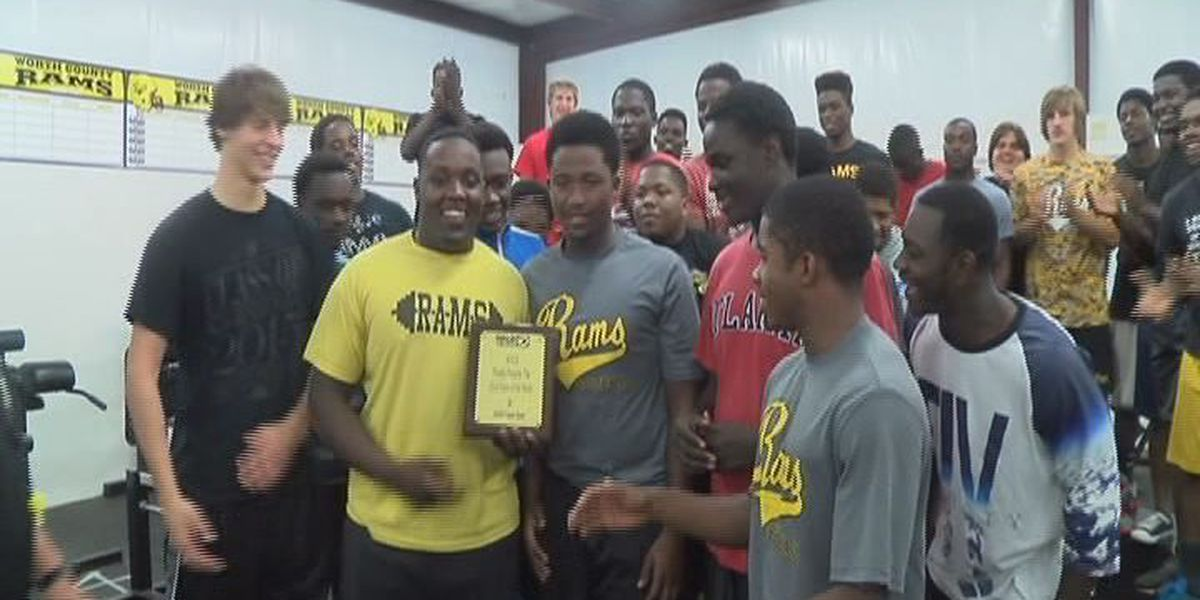 WALB TEAM OF THE WEEK (10/14/14): Worth County snags honors