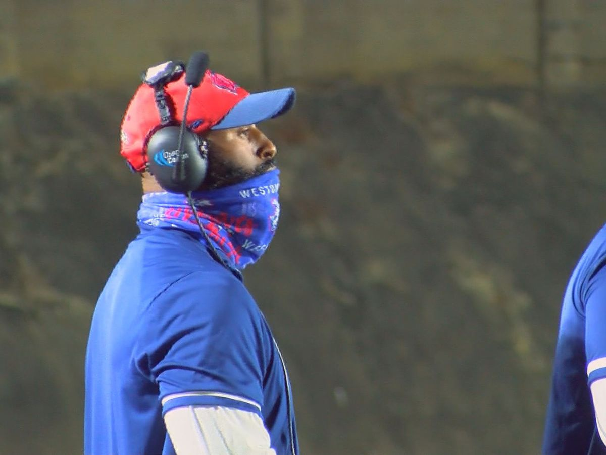 Westover Head Football Coach, Olten Downs, leaves for new job