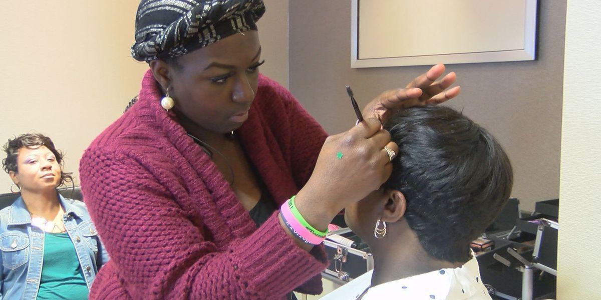 Women get makeovers to raise diabetes awareness