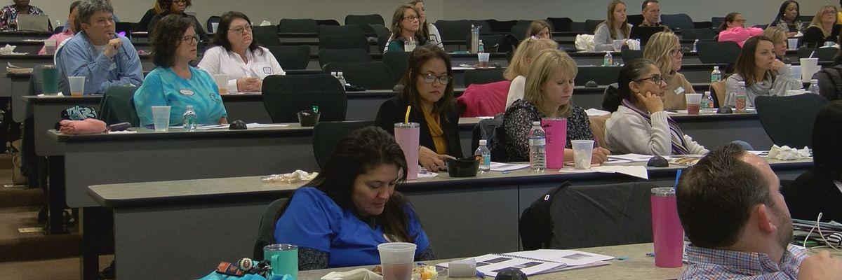 Over 70 nurses attend Flint River Practitioner Conference