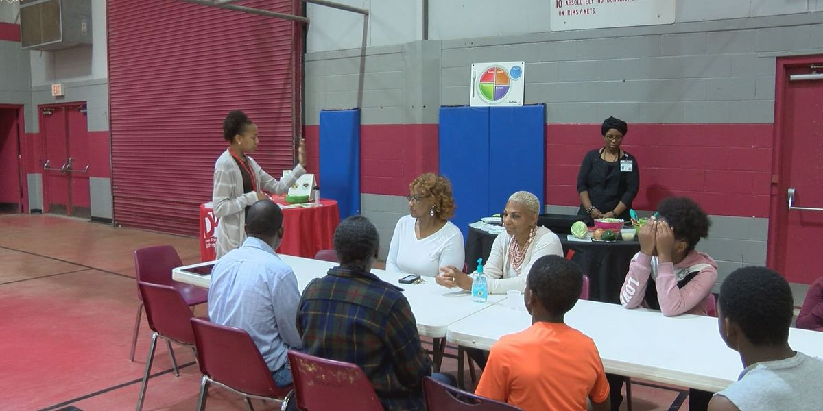 Free cooking demo offers SW Georgians healthy eating options