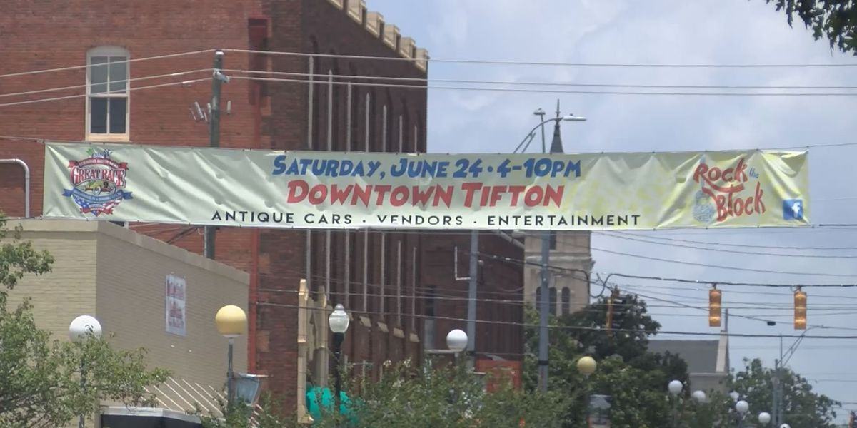 'The Great Race' to help Tifton's downtown prosper