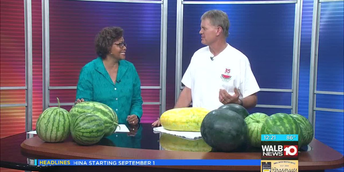 Friday - National Watermelon Day!