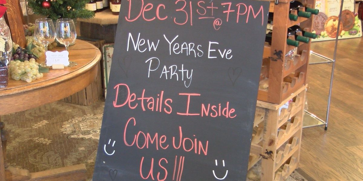 Horse Creek Winery hosts Rockin' New Year's Eve Bash
