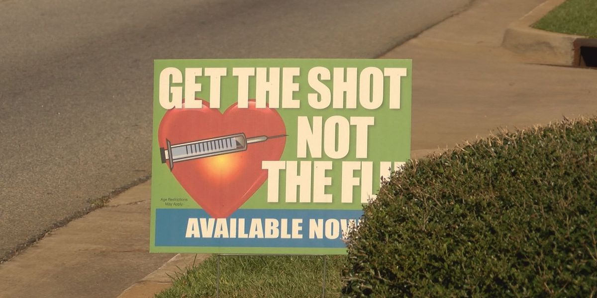 Health officials recommending early flu shots