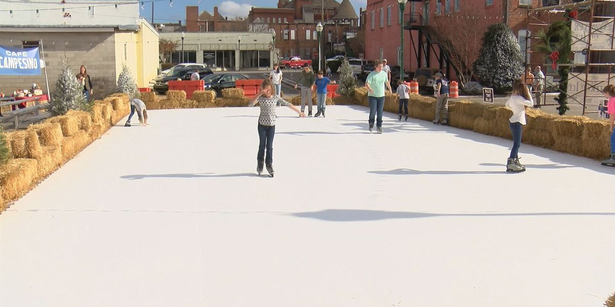 First responders honored at Sumter on Ice