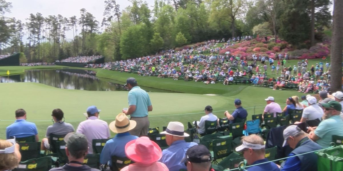 Augusta wrapping up practice rounds