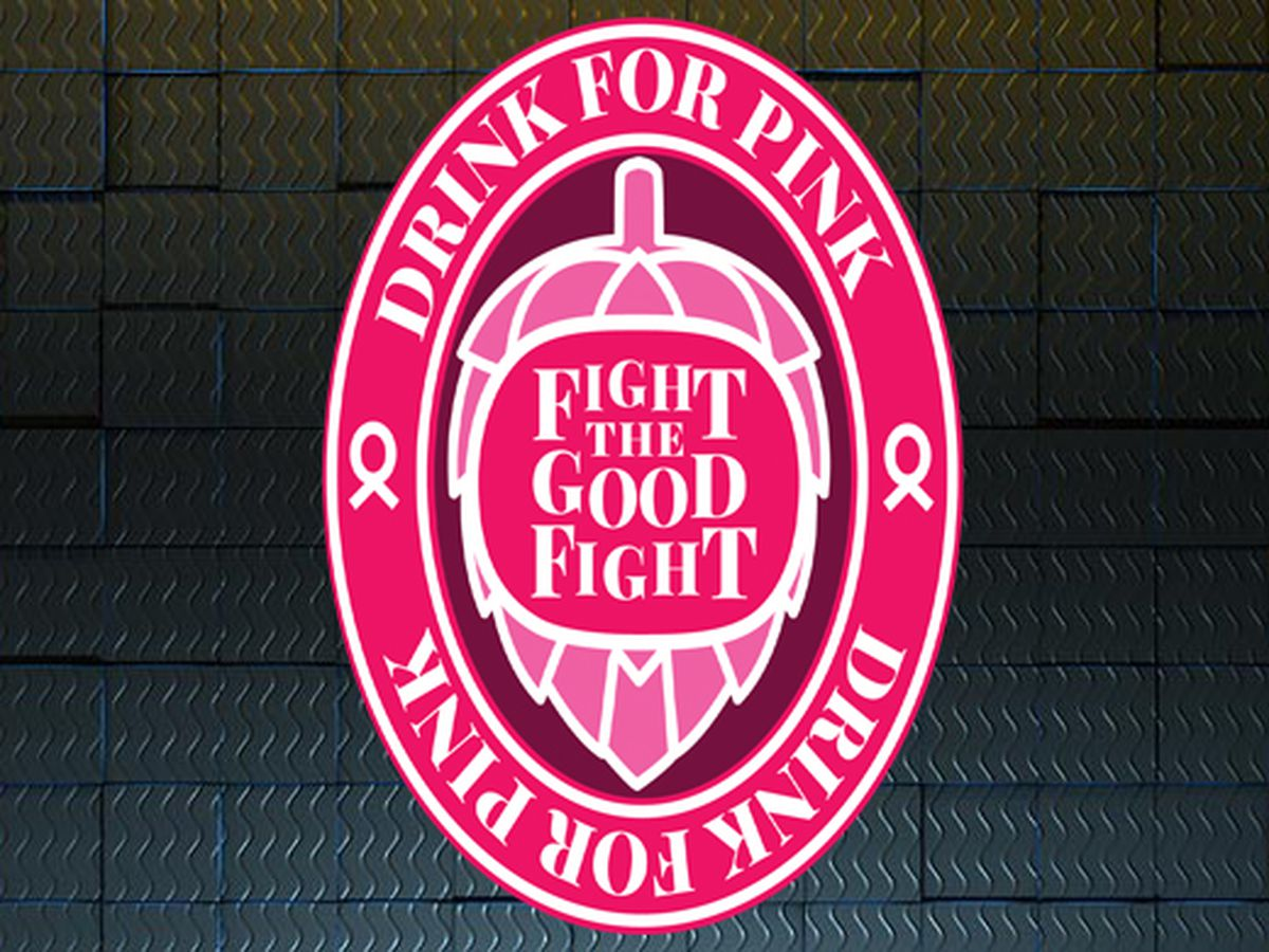 'Drink for Pink' set for Oct. 24