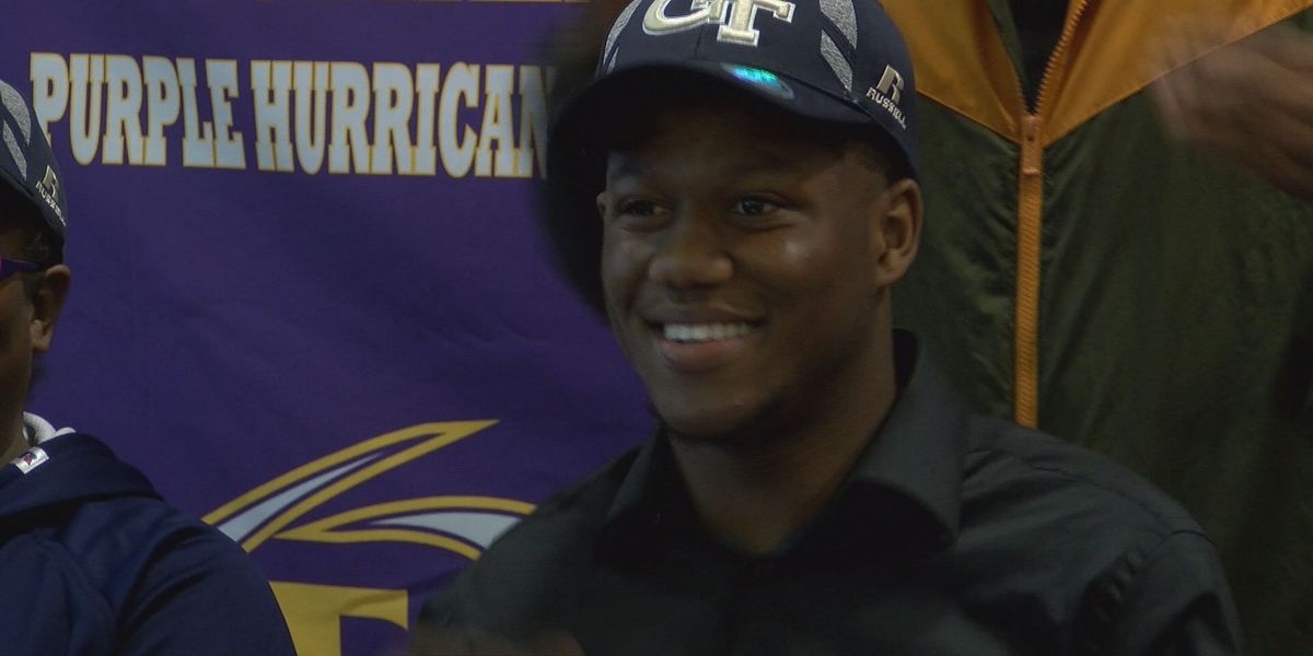 From tears to the Veer: Graham's journey to GT from Fitzgerald