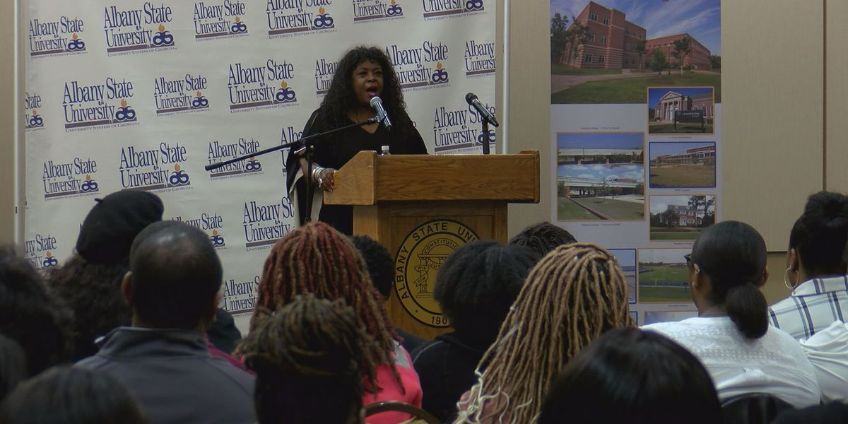 'A Different World' actress visits Albany, may film new movie in the Good Life City
