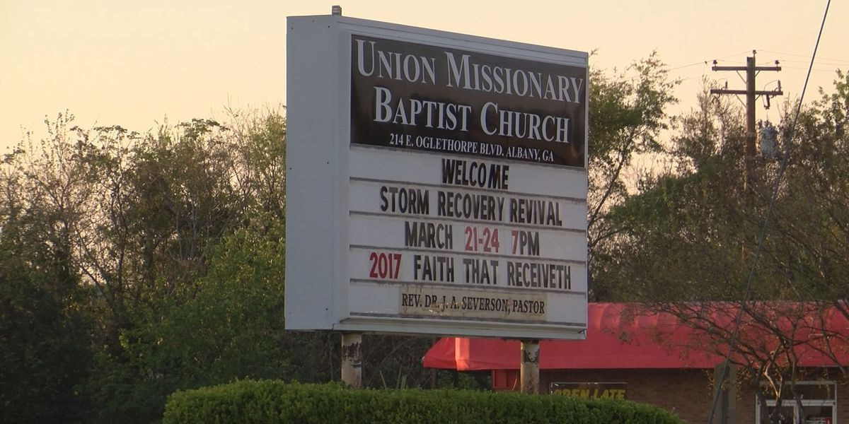 Albany church hosts 4-day storm relief revival