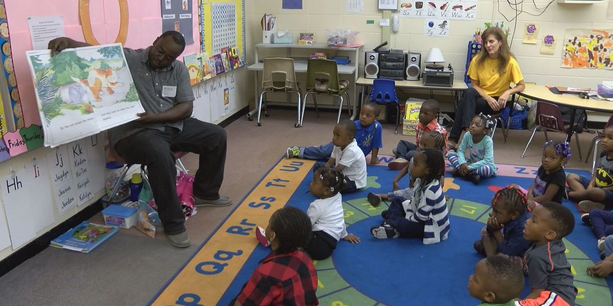 Classrooms focus on literacy for Pre-K week