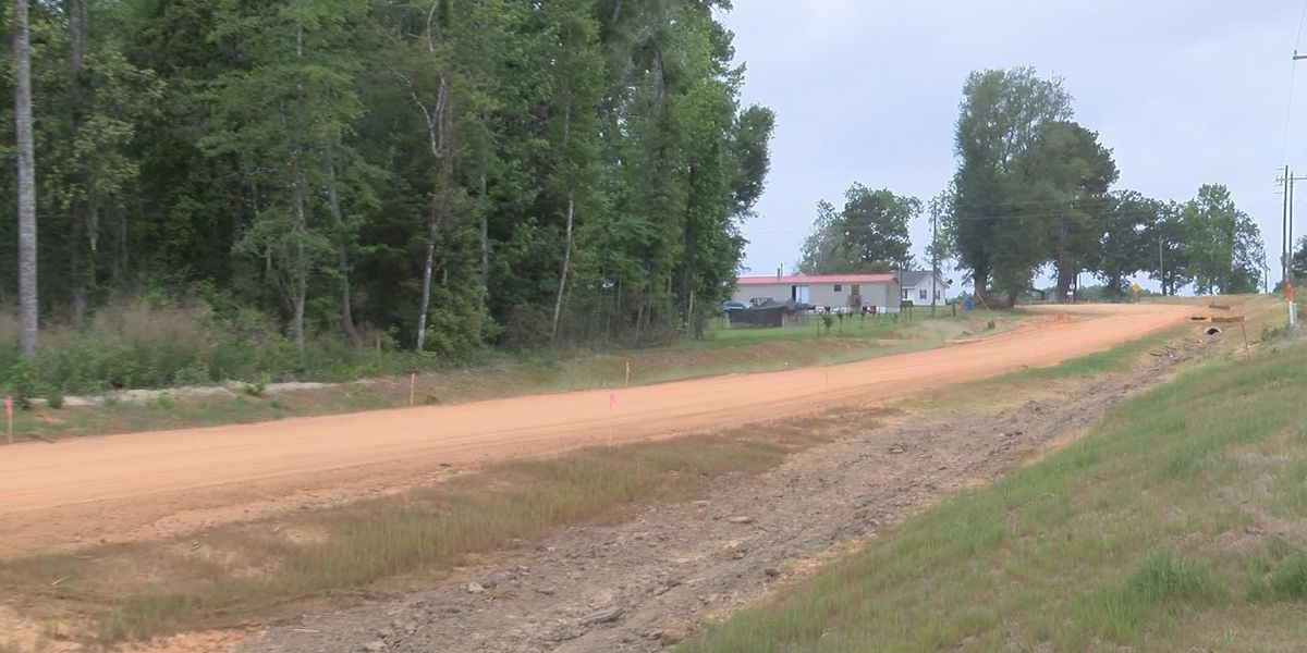 Road project starts near Tired Creek Lake