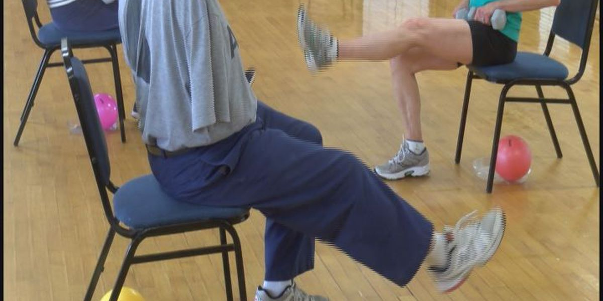 YMCA members get fit with Silver Sneakers
