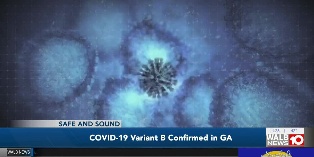 Safe and Sound: COVID-19 Variant B Confirmed in GA