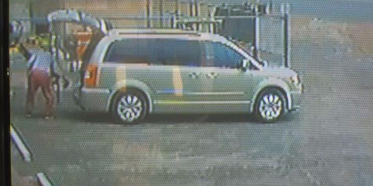 Lawnmower theft caught on camera in Valdosta