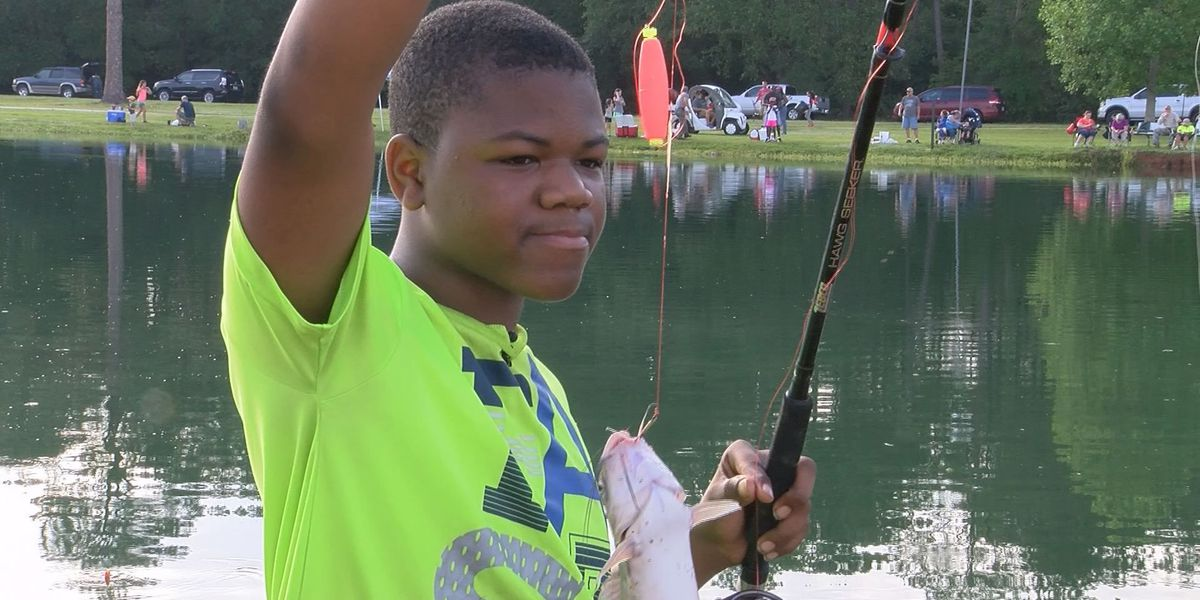 MCLB hosts annual fishing tournament