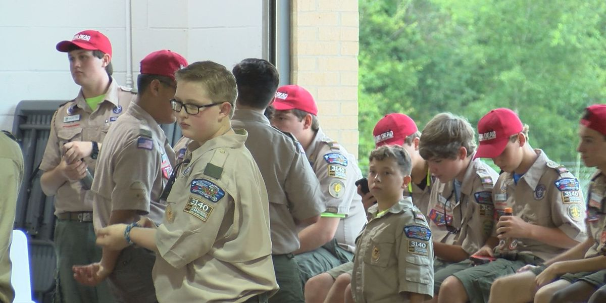 Dozens of Boy Scouts to leave SWGA for National Scout Jamboree