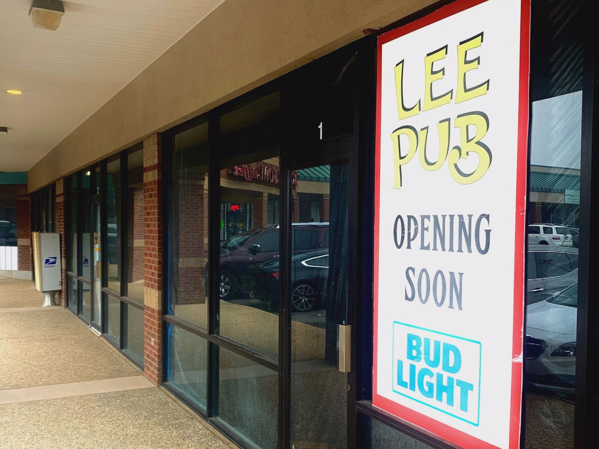 Lee Pub aims for spring reopening
