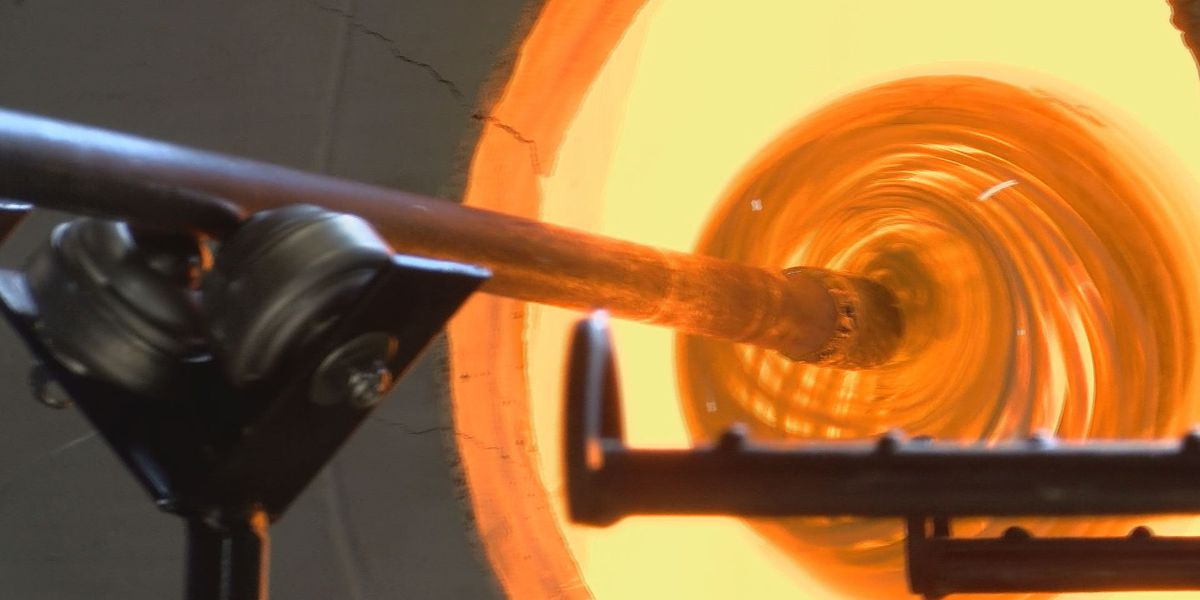 Glassblowing continues to impact Americus before annual festival