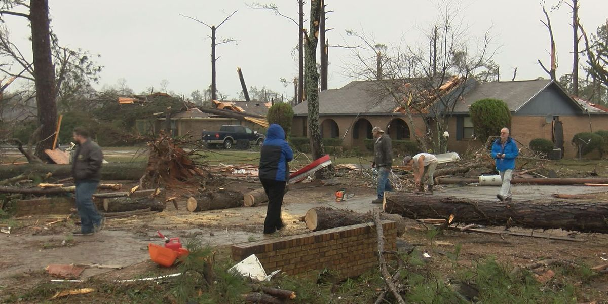 2 months later: How SWGA is recovering after the January storms