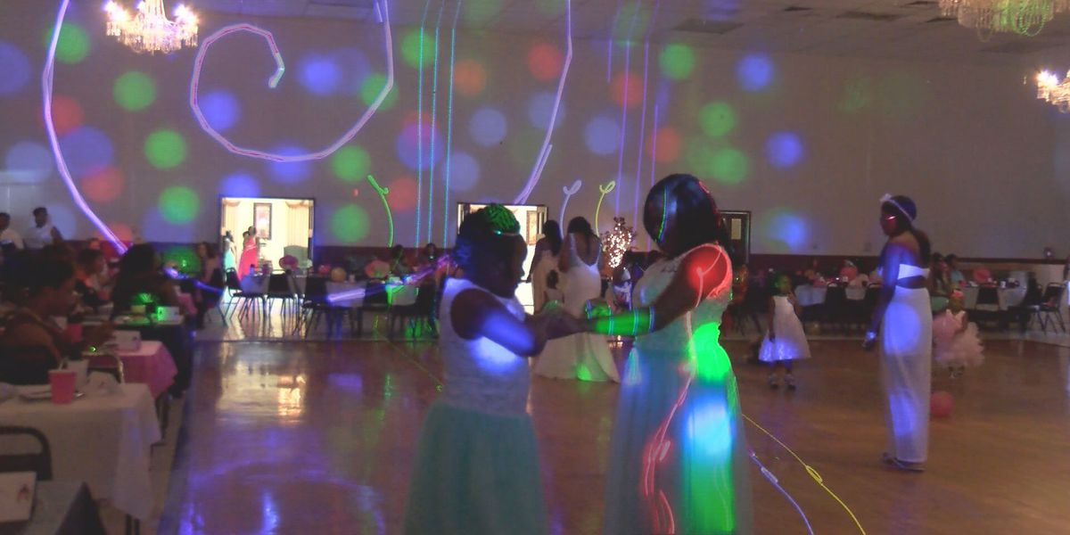 Special dance honors mothers