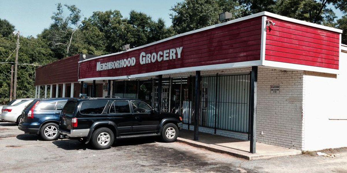 Store robbed at gunpoint