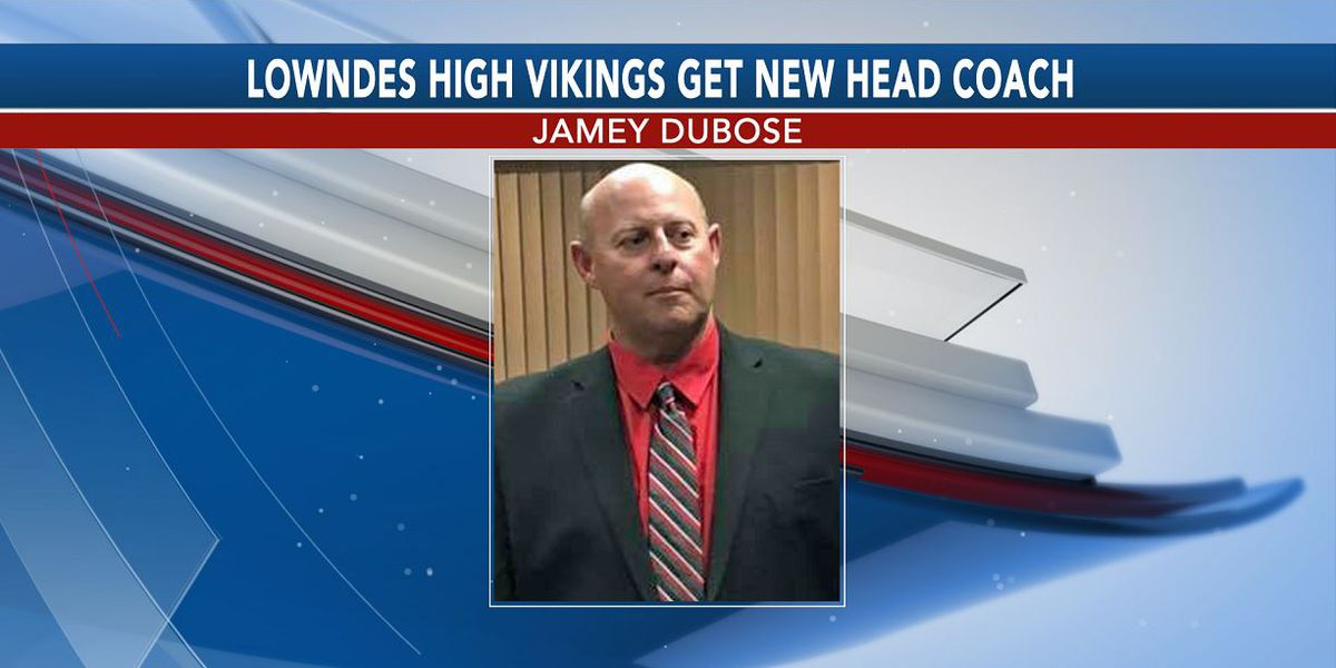 Lowndes names new head football coach