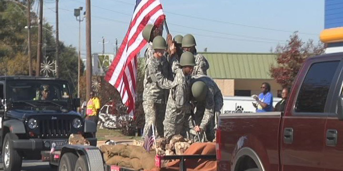 American Legion hosts first Veterans Day parade in Americus