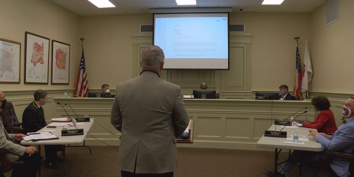 Thomasville City Council approves loan to replace water, sewage mains
