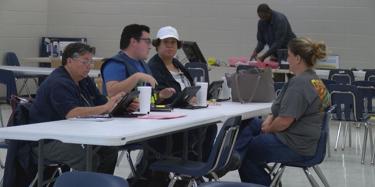 FEMA opens Disaster Recovery Center in Turner County