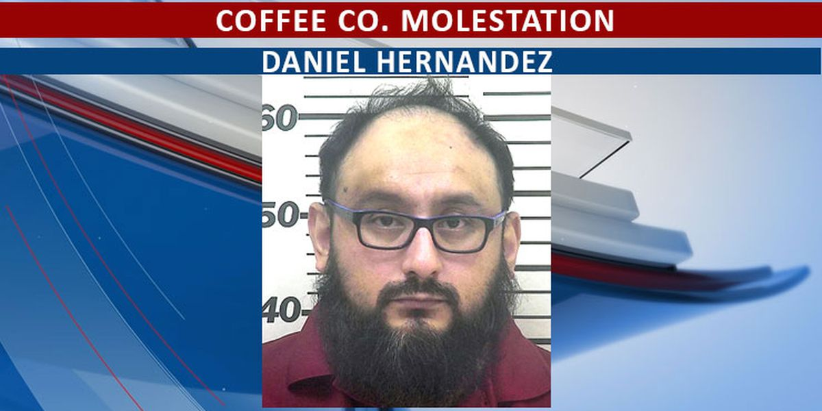 Coffee Co. man arrested for molestation