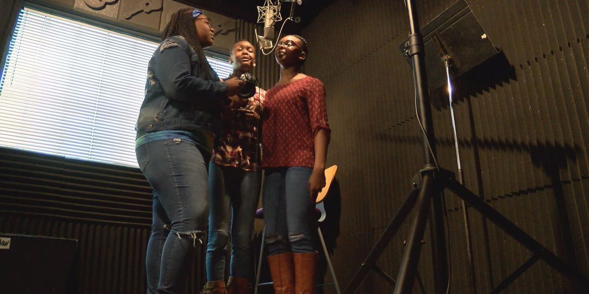 """The Purpose Girlz"" changing the rap industry"