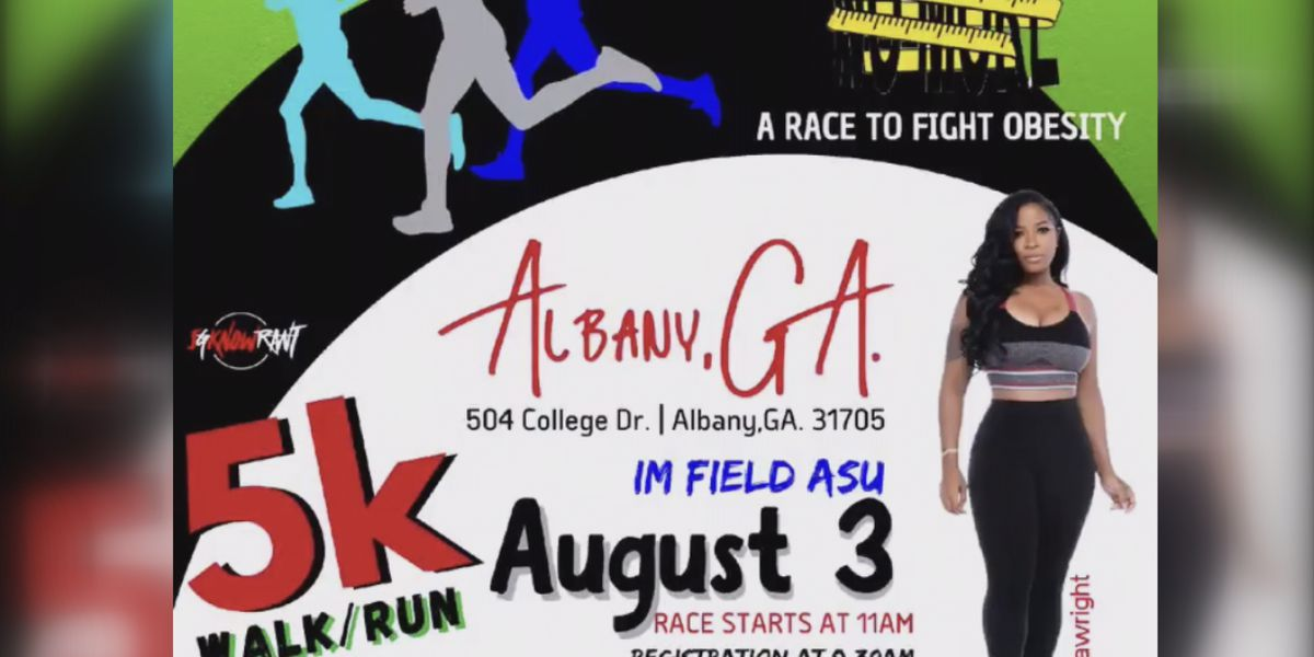 Reality TV star to host 5k in Albany
