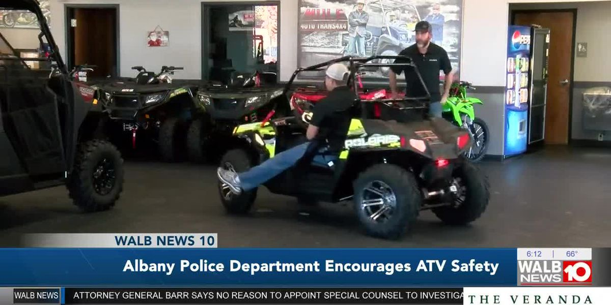 APD encourages families to consider safety when gifting ATVs