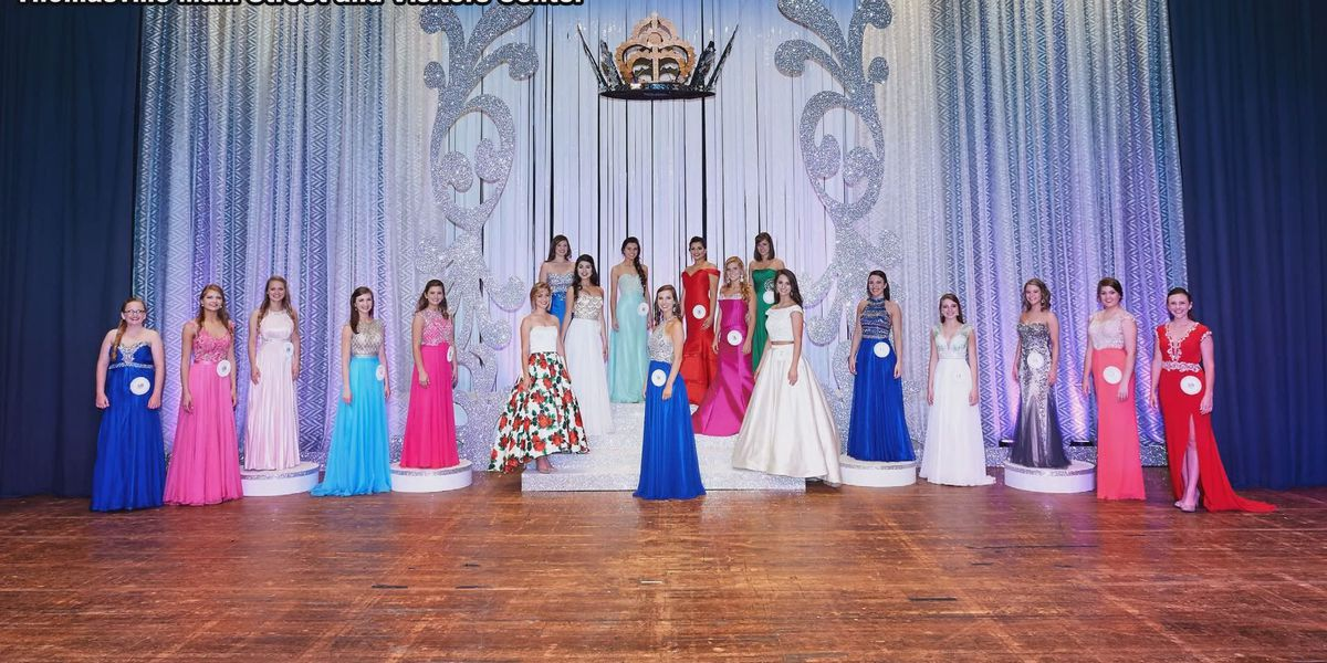 Thomasville prepares for Rose Queen Pageant
