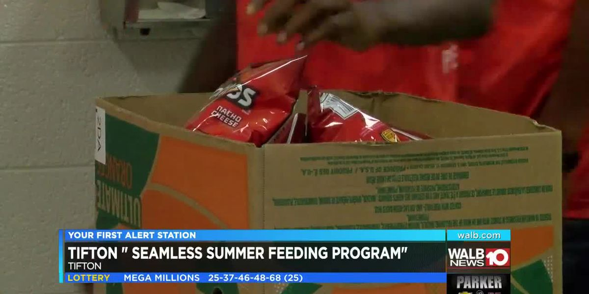 Tifton Summer Feeding Program