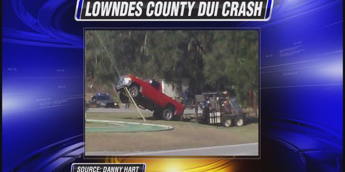 Lowndes Co. man charged with DUI in crash