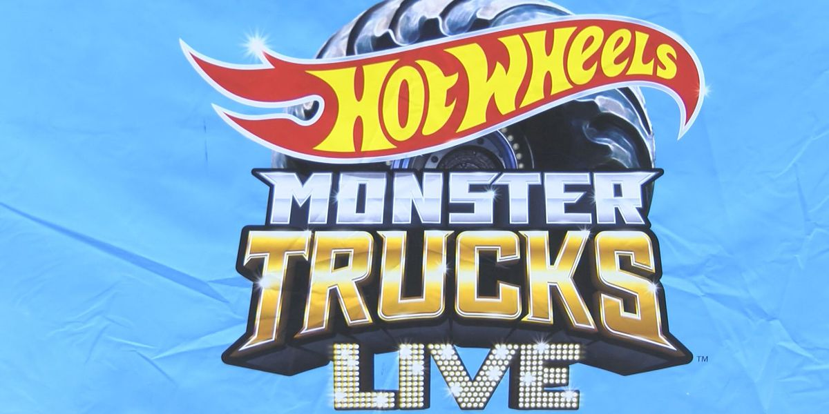 Hot Wheels Monster Truck Live show sees record crowd in Albany