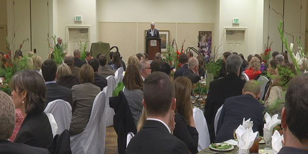 Tommy Clark serves as new chamber of commerce chairman