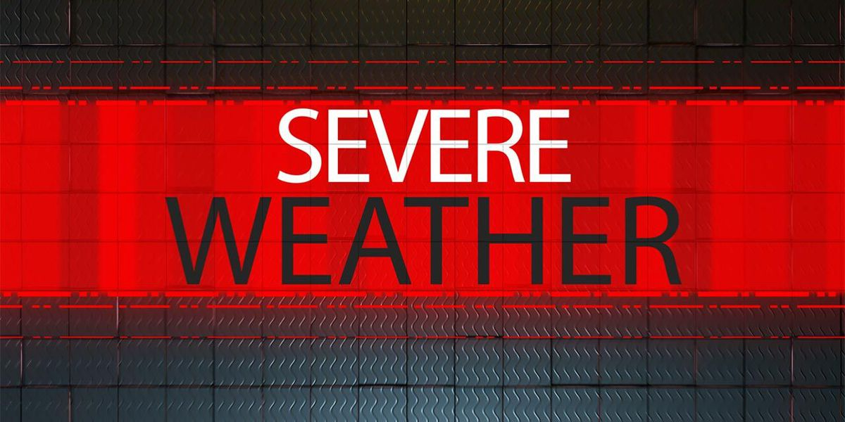 NWS issues Severe Thunderstorm Watch