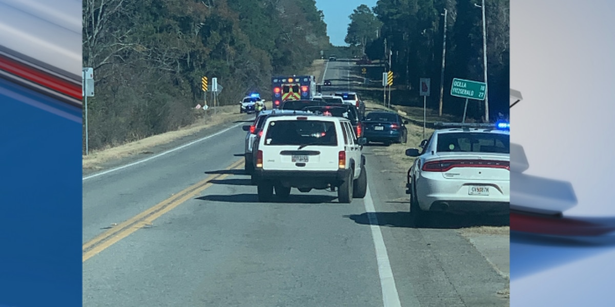 1 arrested after police chase in Tifton