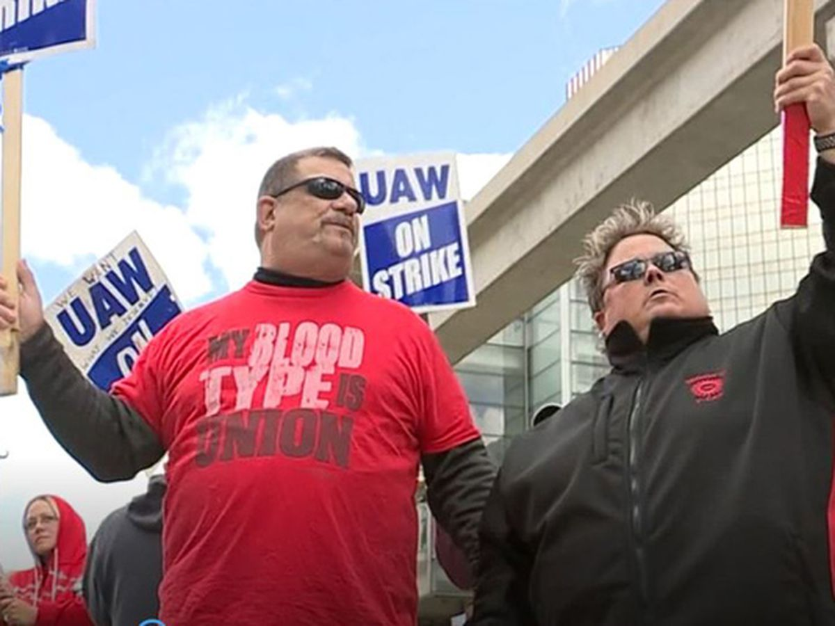 GM, union reach tentative deal that could end strike