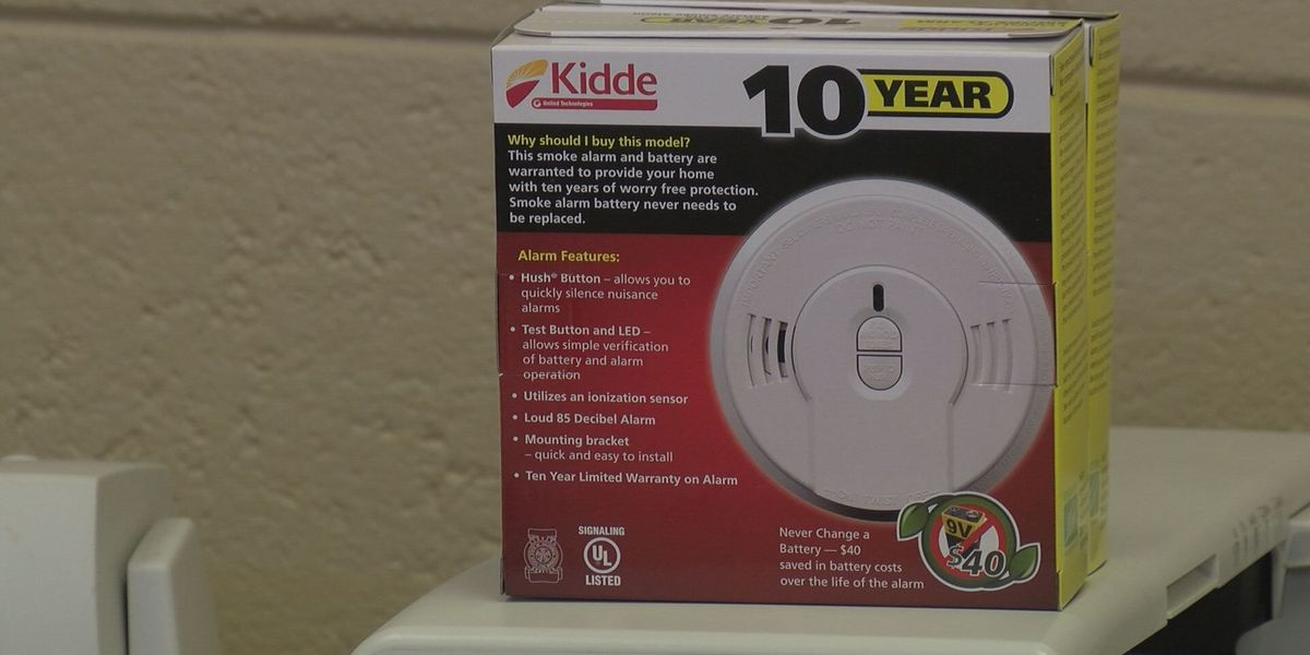 Home Depot Chamber Of Commerce Donate 50 Smoke Detectors To Fire