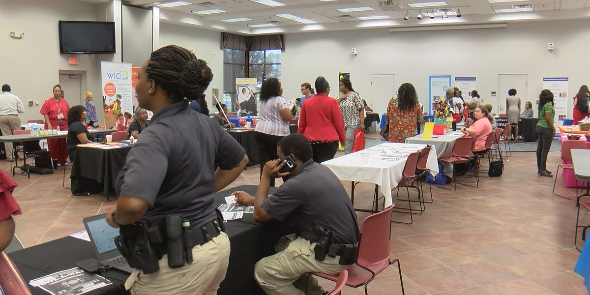 Albany Tech hosts first resource fair