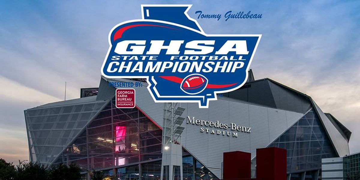 High School Football Ghsa State Championship Games And Scores