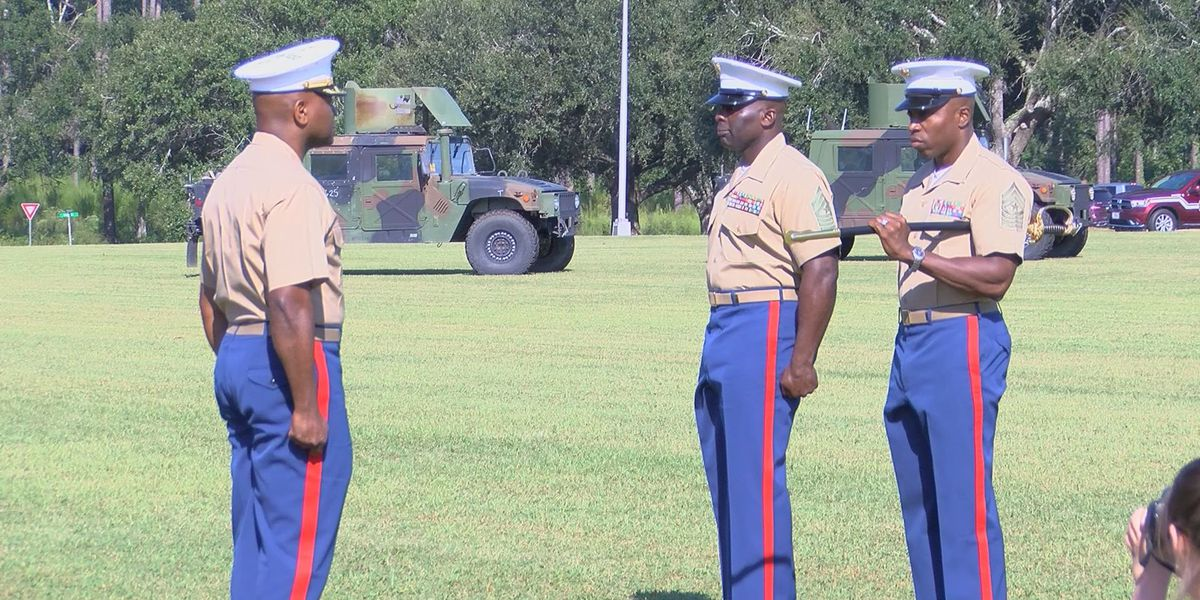 A new leader in town: MCLB changes command Friday