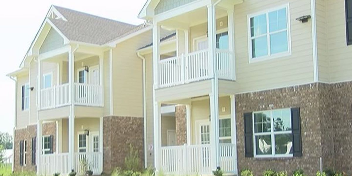 New apartment complex for low income families set to open