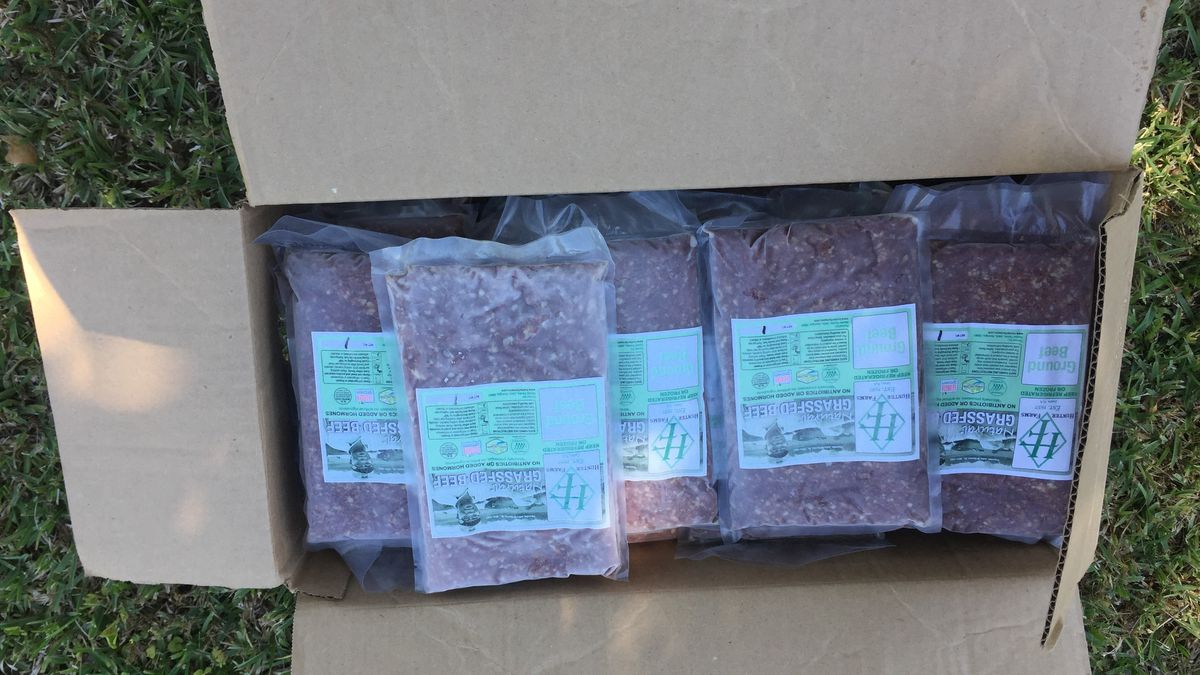 Early Co. farm donates beef to families in need