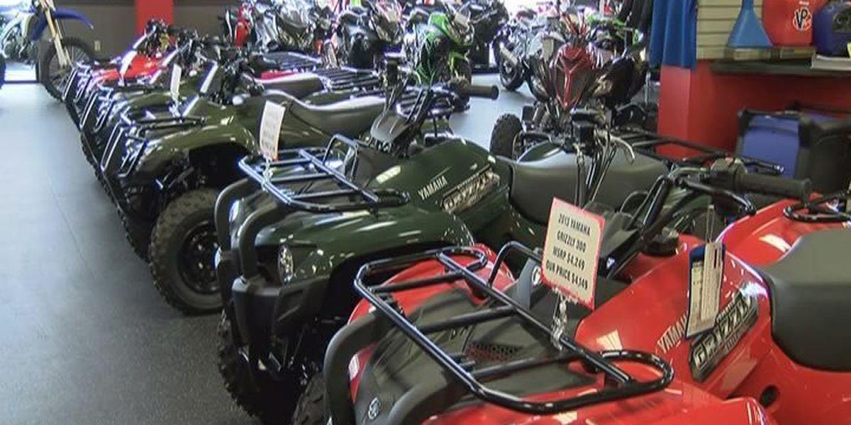 Albany police urge ATV safety